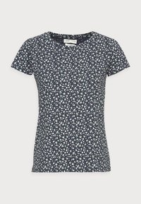 Springfield - ABULLONAD - Print T-shirt - medium blue - 3