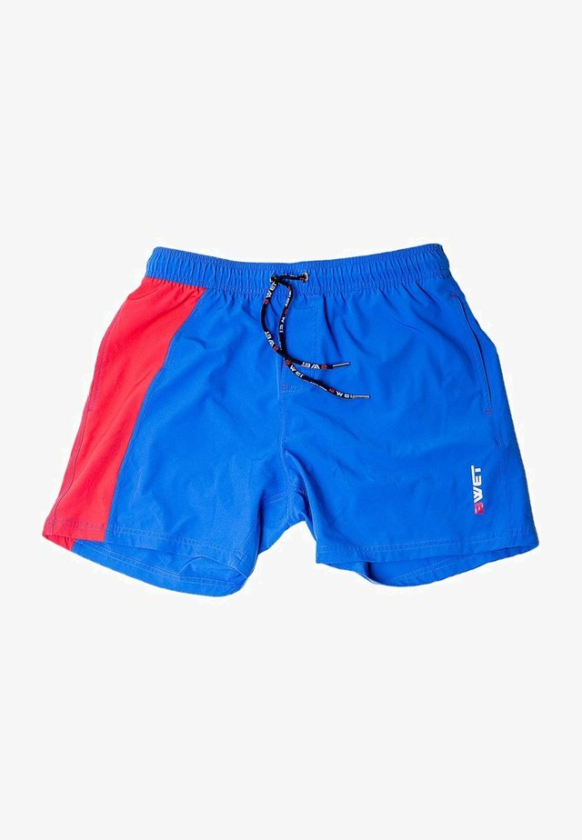 ECO-FRIENDLY QUICK DRY UV PROTECTION PERFECT FIT - Zwemshorts - blue