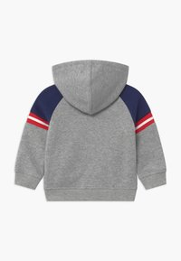 Levi's® - COLORBLOCK FULL-ZIP HOODIE - Mikina na zip - grey - 1