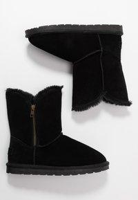 Esprit - LUNA - Kotníkové boty - black - 3