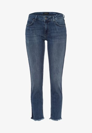 HAZEL - Slim fit jeans - blue denim