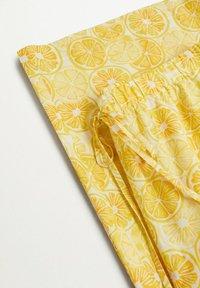Mango - Trousers - amarillo - 6