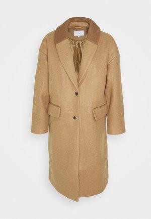 VICALLEE COAT  - Klasický kabát - tigers eye