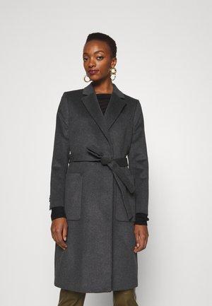 RIMINI - Classic coat - med grey