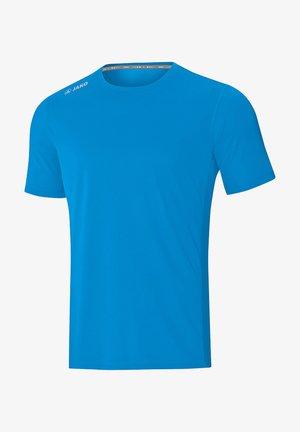 Basic T-shirt - blaugrau