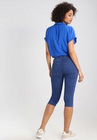 ONLY - ONLRAIN - Denim shorts - medium blue - 3