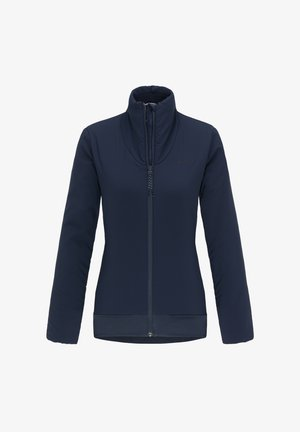 INSULATED ZORA - Chaqueta softshell - navy blue