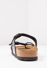 Birkenstock - MAYARI - T-bar sandals - schwarz - 5