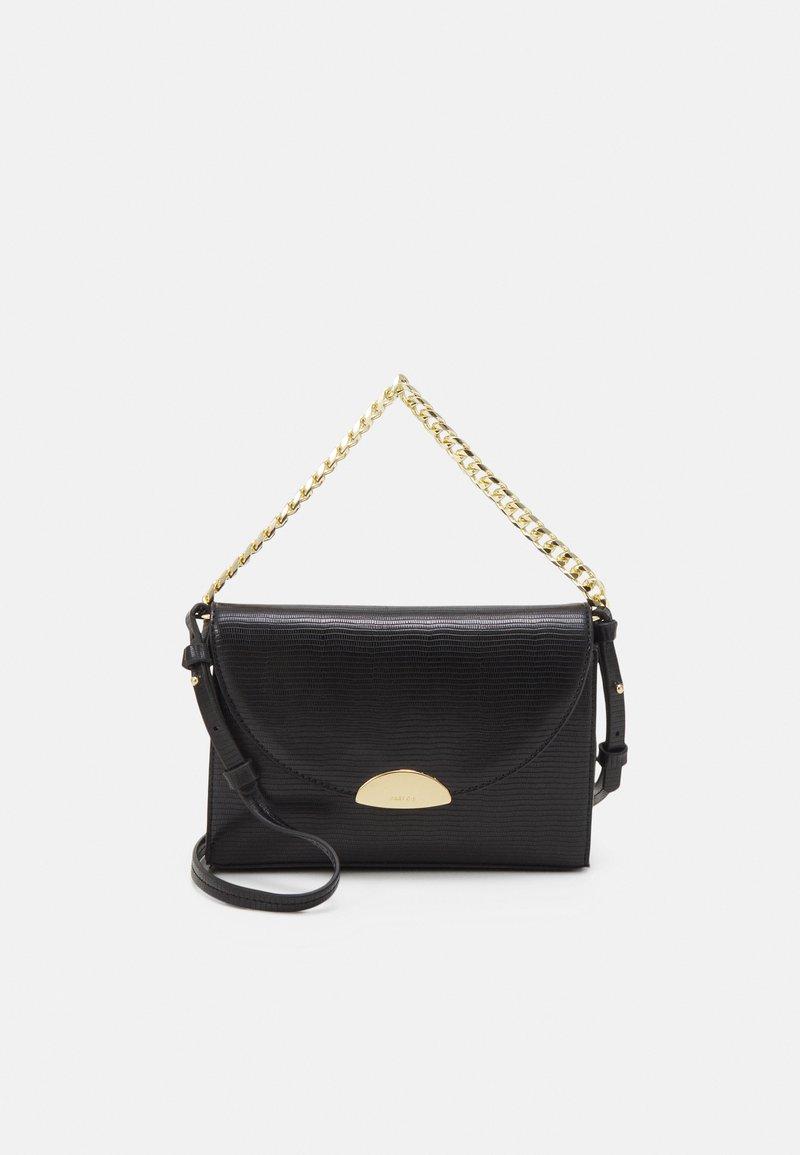 PARFOIS - CROSSBODY BAG NURIA - Across body bag - black