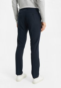 WE Fashion - DALI - Suit trousers - dark blue - 2