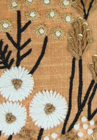 Bombay Sunset - LUCIA  - Clutch - brown - 1