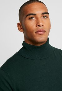 Pier One - Pullover - dark green - 3