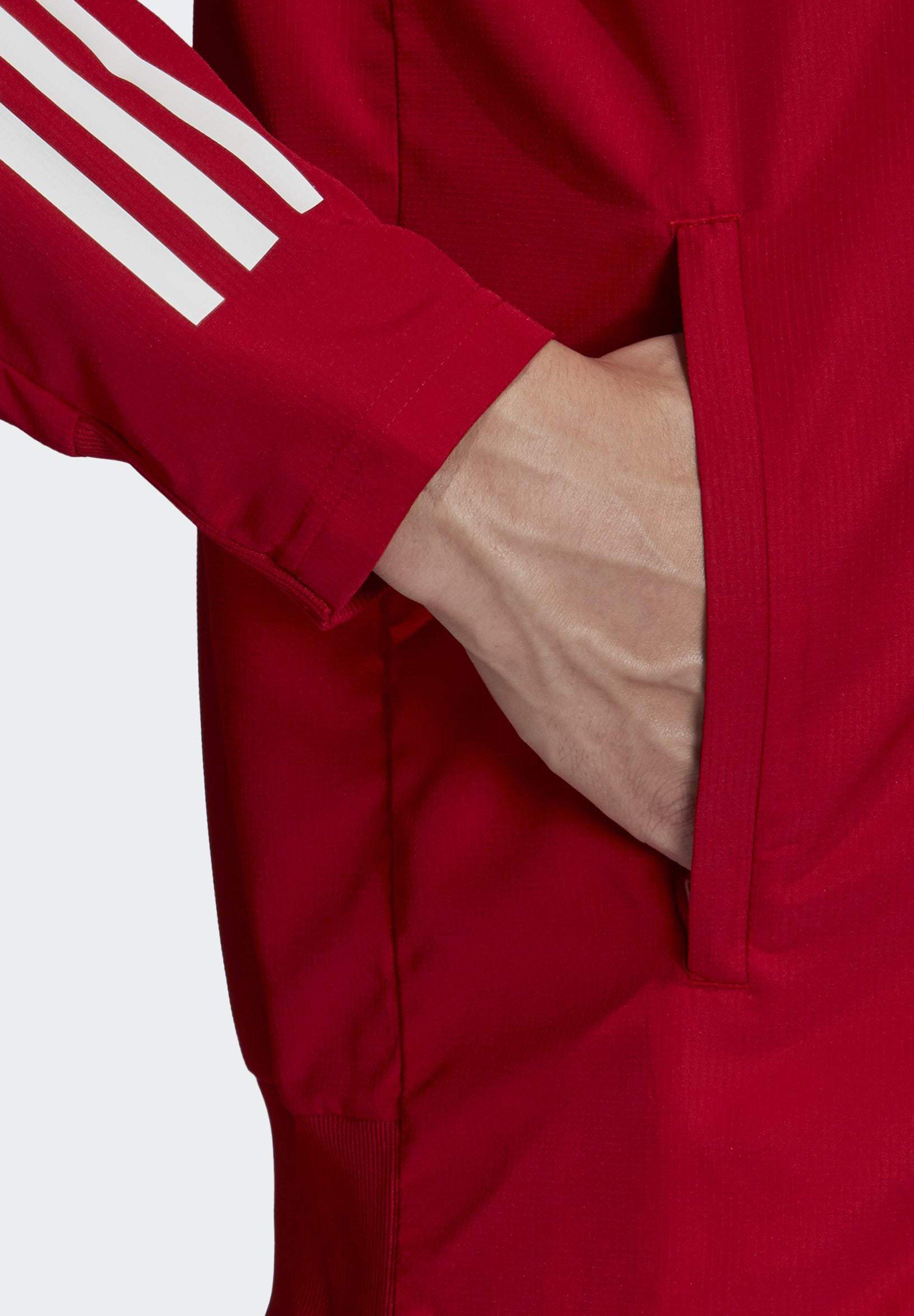 adidas Performance CONDIVO 20 PRESENTATION TRACK TOP - Veste de running - team power red