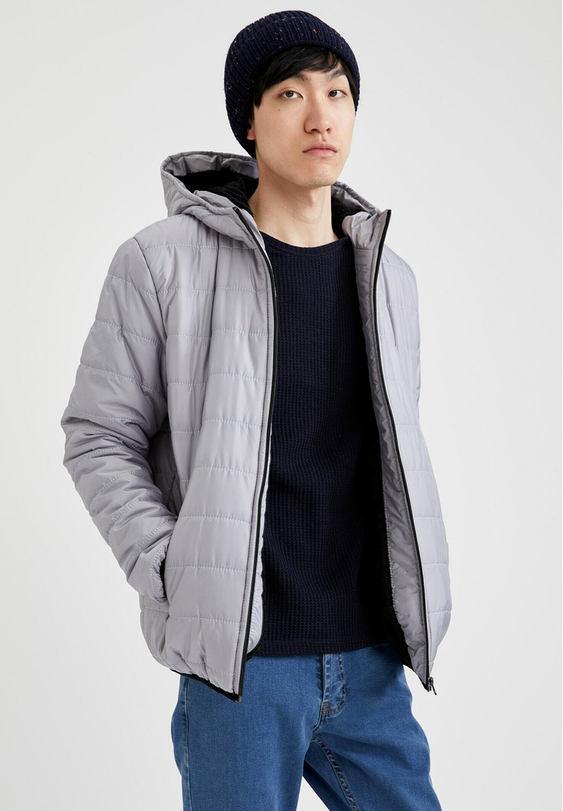 DeFacto - Giacca invernale - grey