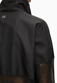 Calvin Klein - Summer jacket - ck black - 3