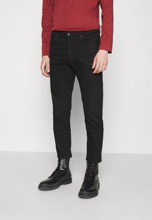 WEL - Straight leg -farkut - black