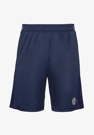 LOMAR - Sportovní kraťasy - dark blue
