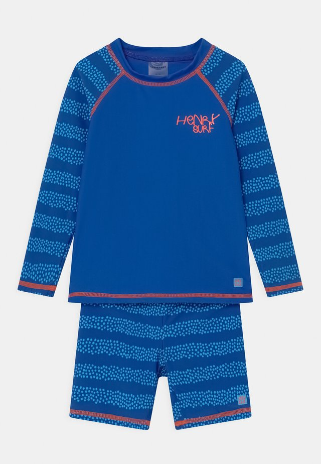 KIDS JUNGEN SET - Maillot de bain - royal