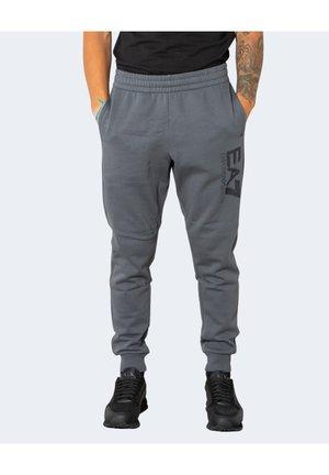STAMPA LOGO  - Pantaloni sportivi - grey