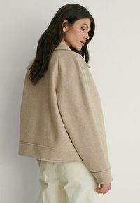 NA-KD - Light jacket - beige - 1