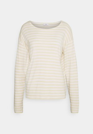 WOMEN´S - Long sleeved top - cashew nut