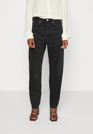 LASH - Relaxed fit jeans - washed black