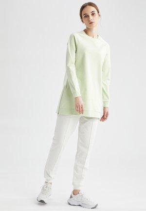 Sweatshirt - mint