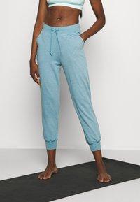 Nike Performance - Pantaloni sportivi - cerulean/light armory blue - 0