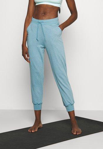 Pantalones deportivos - cerulean/light armory blue