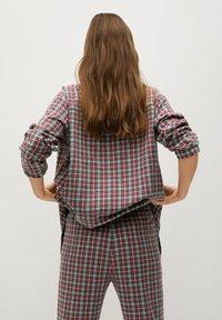 Mango - SUNDAY-I - Pyjama top - rød - 2