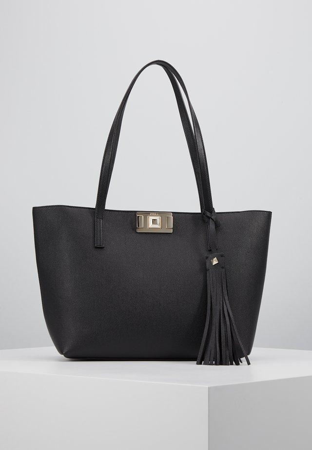 MIMI TOTE - Käsilaukku - onyx