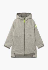 Nike Sportswear - REVERSIBLE - Winter coat - cargo khaki/stone/volt - 2
