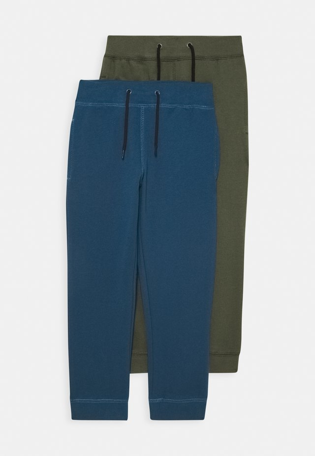 NKMVAS PANT 2 PACK - Trousers - gibraltar sea