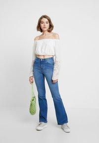 Dr.Denim - SONIQ - Bootcut jeans - laguna blue - 1