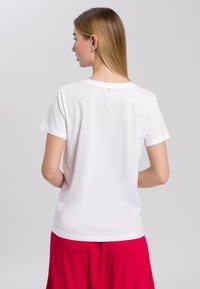 Marc Aurel - Print T-shirt - white varied - 2