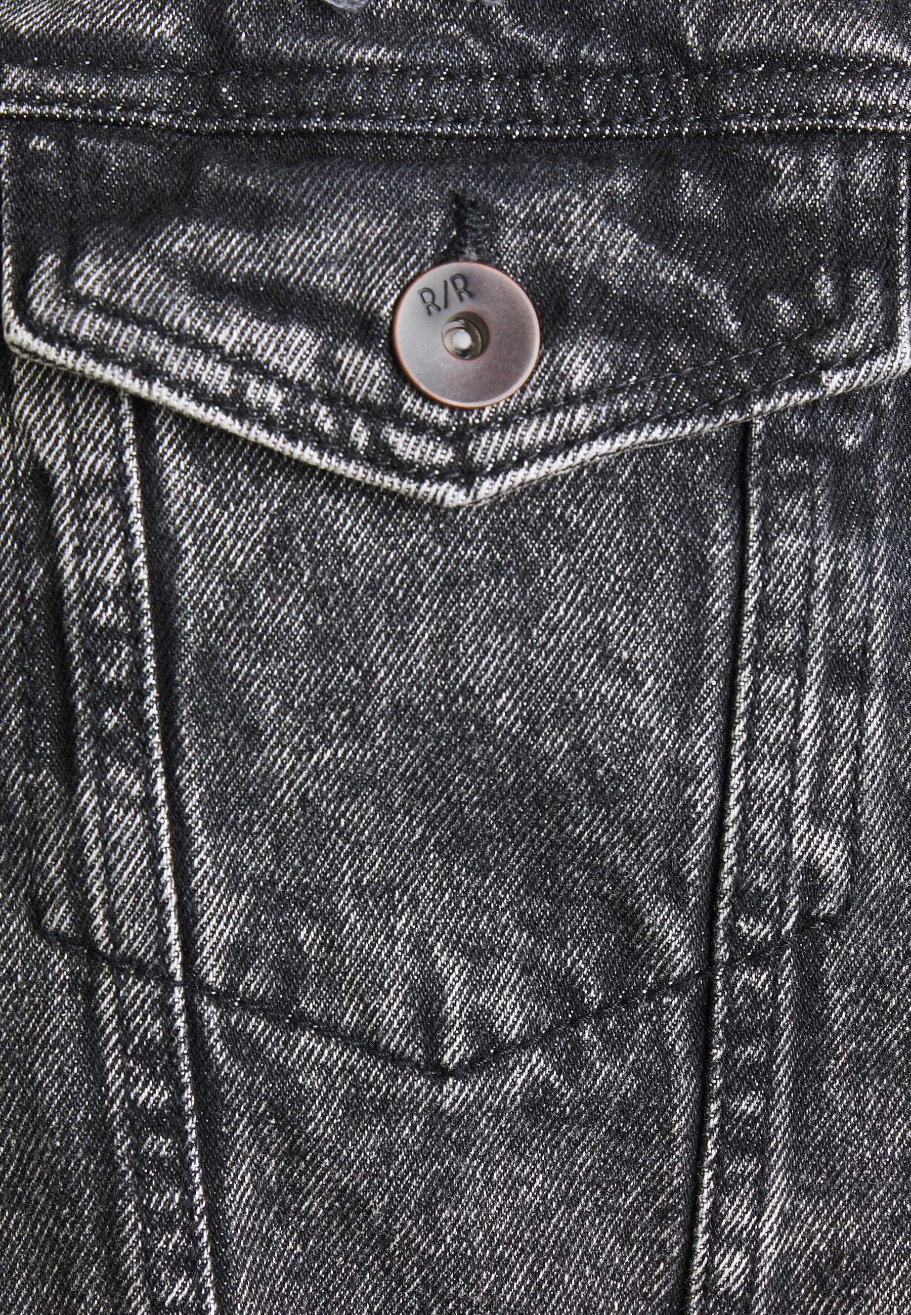 Redefined Rebel BARNEY JACKET - Veste en jean - mid grey