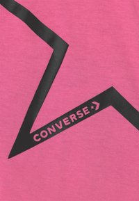 Converse - STAR CHEVRON SET - Triko spotiskem - converse pink - 3