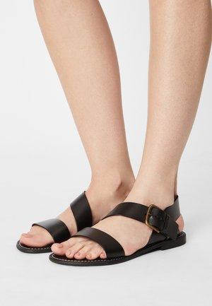 DALIA - Sandals - black