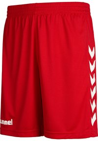 Hummel - Sports shorts - true red pro - 2