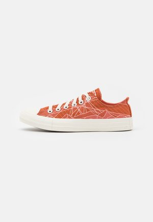 CHUCK TAYLOR ALL STAR UNISEX - Sneakers basse - red bark/egret