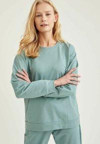 DeFacto - Sweatshirt - green - 3