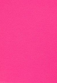 Weekday - AVA HIGHWAIST SWIM BOTTOM - Bikini bottoms - bright pink - 2