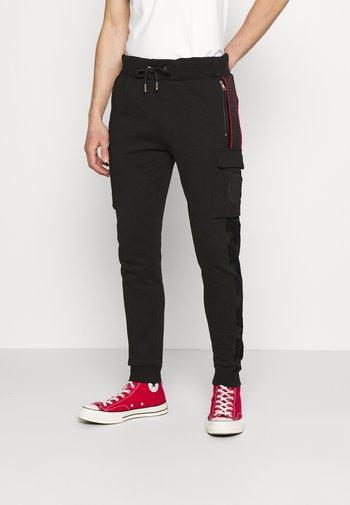 ARLON JOGGERS - Pantaloni sportivi - black