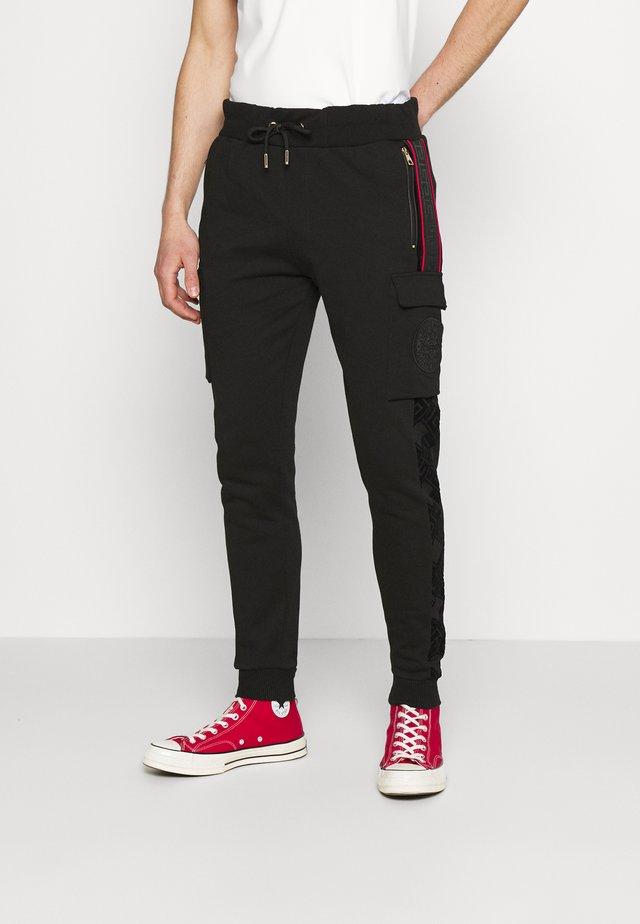 ARLON JOGGERS - Spodnie treningowe - black