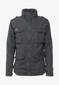 Superdry - CLASSIC ROOKIE MILITARY JACKET - Summer jacket - carbon grey - 5