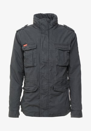 CLASSIC ROOKIE MILITARY JACKET - Leichte Jacke - carbon grey