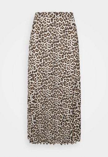 ONLALMA LIFE SKIRT  - Pleated skirt - pumice stone
