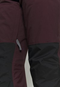 The North Face - ABOUTADAY PANT  - Pantalón de nieve - rootbn/black - 5