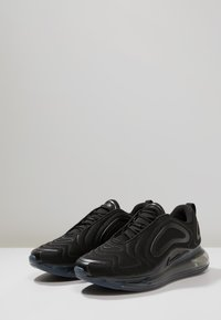 Nike Sportswear - AIR MAX 720 - Sneakers basse - black/anthracite