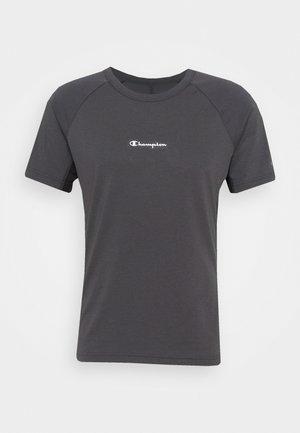 CREWNECK  - Sports shirt - grey/black
